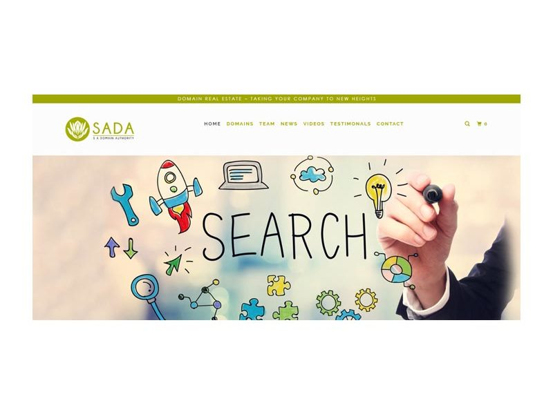 SA Domain Authority